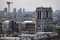 Notre-Dame de Paris va pouvoir débuter ses travaux de restauration