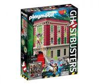 Amazon : quartier général Ghostbusters Playmobil 9219 à 43,99 €