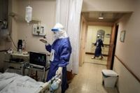 משרד הבריאות: עלייה חדה במספר המונשמים; שיעור הבדיקות החיובית נמוך