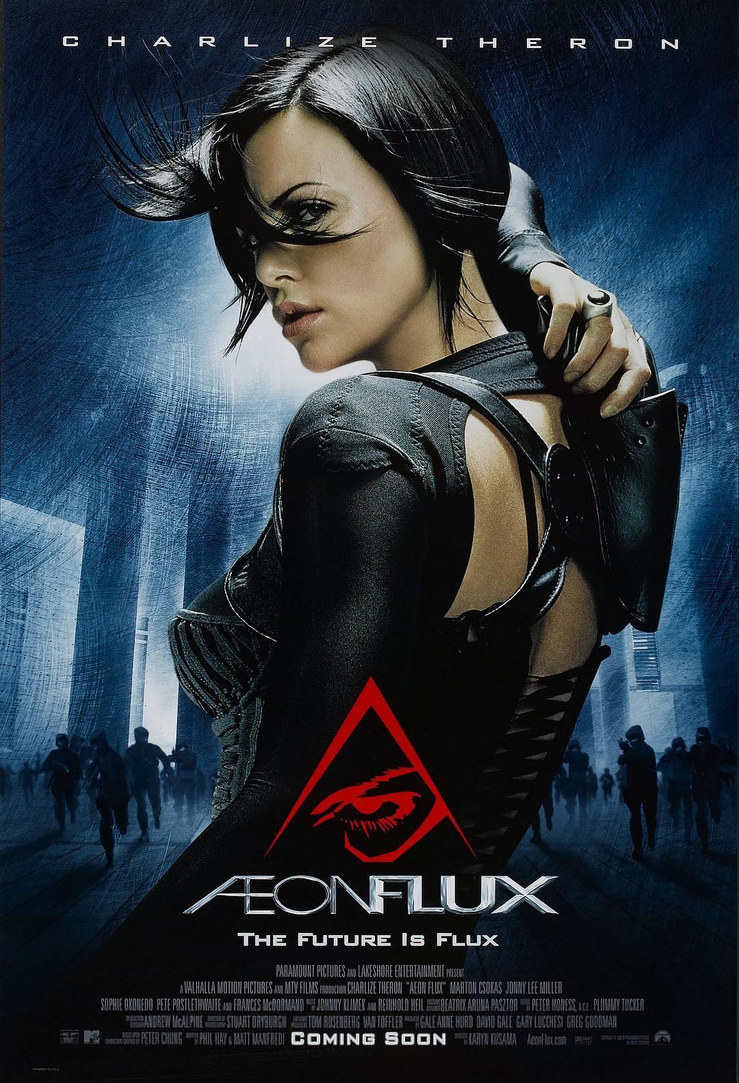 2005美国5.6分科幻动作《魔力女战士/倩影刺客》BD1080p.国英双语.中英双字