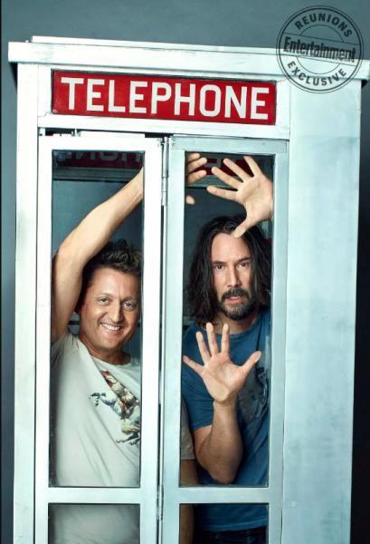 比尔和泰德寻歌记 Bill & Ted Face the Music