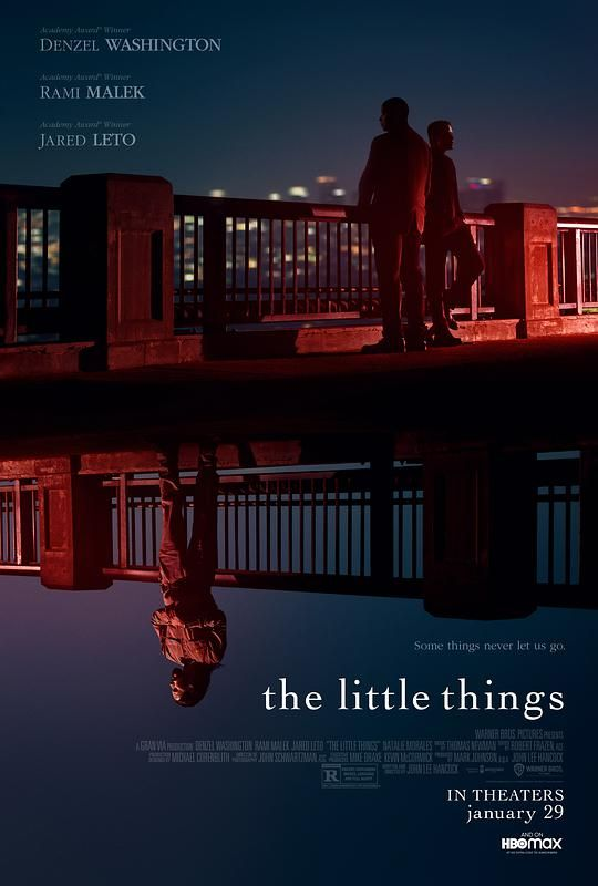 蛛丝马迹 The Little Things