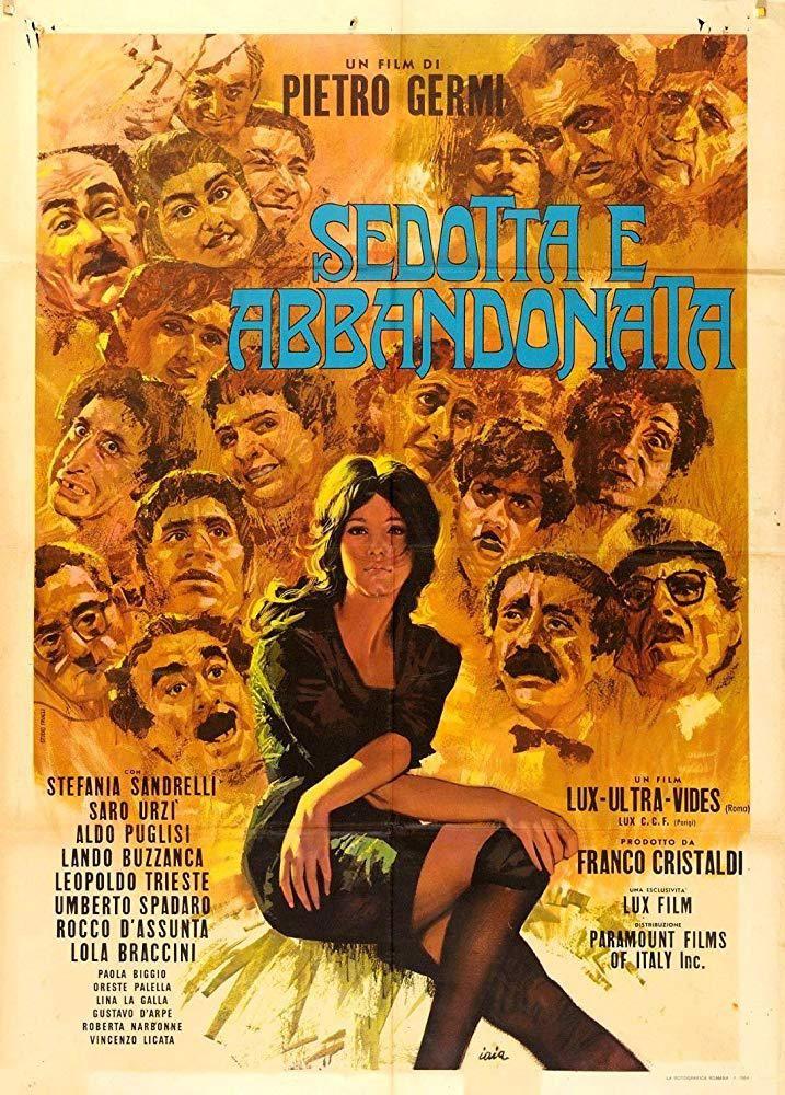 1964意大利8.2分剧情喜剧《被诱惑被遗弃的女人》BD1080p.中文字幕