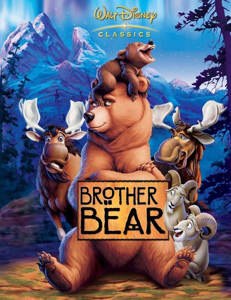 2003迪斯尼7.9分动画《熊的传说》BD1080p.国粤英三语中字