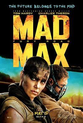 疯狂的麦克斯4狂暴之路封面图片