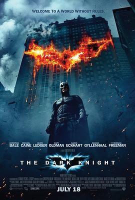蝙蝠侠黑暗骑士视频封面