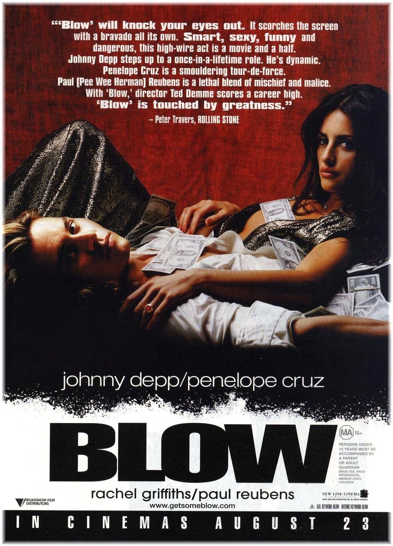 2001美约翰尼·德普7.9分传记剧情《大毒枭/一世狂野》BD1080p.中文字幕