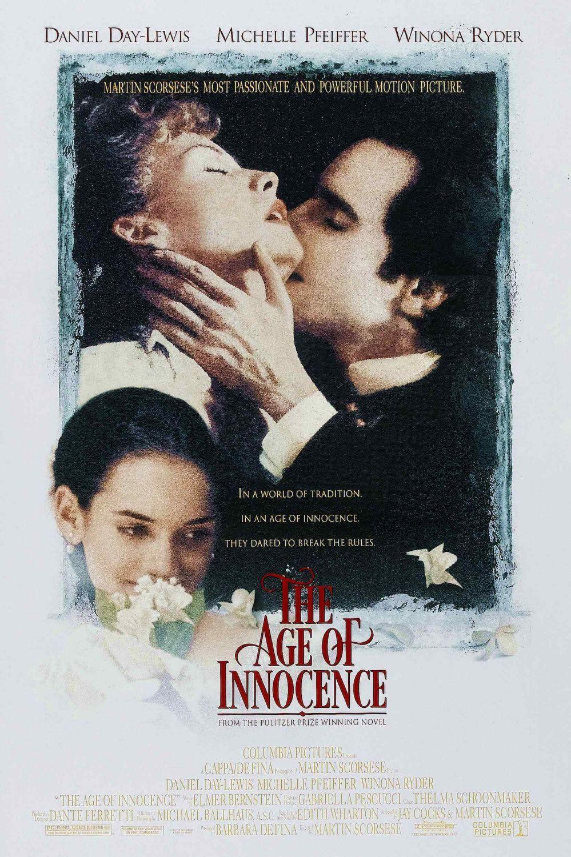 1993美国爱情《纯真年代》- 马丁·斯科塞斯合集