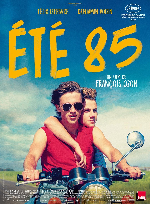 2020年法国比利时6.9分剧情片《85年盛夏》BD中字