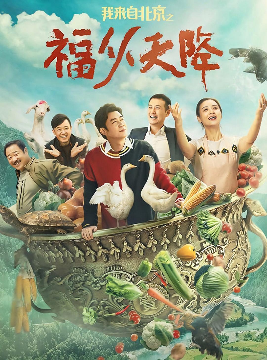 2021国产剧情喜剧《我来自北京之福从天降》HD1080p.国语中字