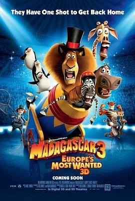 马达加斯加3视频封面
