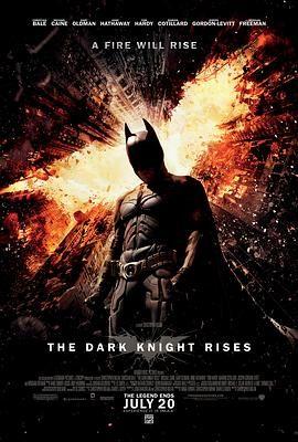 蝙蝠侠黑暗骑士崛起视频封面