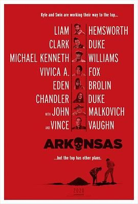 阿肯色.Arkansas.2020.惊悚/犯罪.美国