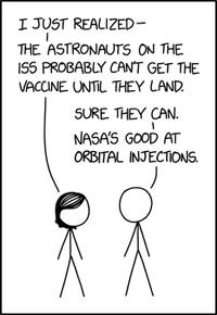ISS Vaccine