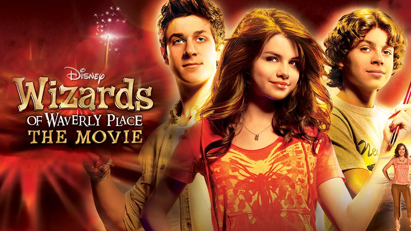 Wizards Of Waverly Place The Movie 2009 MULTi 1080p AMZN WEB-DL DDP5 1 x264-BaDeVeL