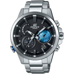 CASIO Edifice Bluetooth Stainless Steel Bracelet EQB-600D-1A2ER