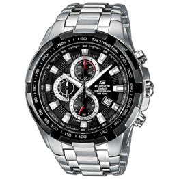 CASIO Edifice Chronograph Stainless Steel Bracelet EF-539D-1AVEF