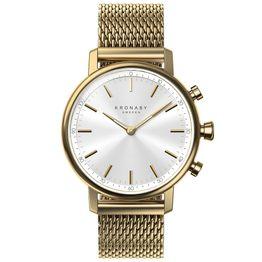 KRONABY Smart-Watch Carat Gold Stainless Steel Bracelet A1000-0716