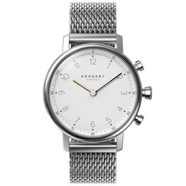 KRONABY Nord Silver Stainless Steel Bracelet A1000-0793