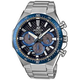 CASIO EDIFICE Chronograph Silver Stainless Steel Bracelet EFS-S520CDB-1BUEF