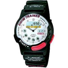 CASIO Collection AnaDigi Swim Trainer SWM-100-7GV