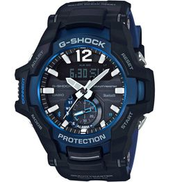 CASIO G-SHOCK Gravitymaster Solar Bluetooth Black Rubber GR-B100-1A2ER