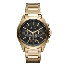 ARMANI EXCHANGE Drexler Gold Stainless Steel Chronograph AX2611