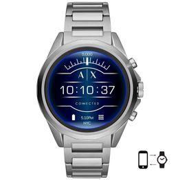 ARMANI EXCHANGE Smartwatch Stainless Steel Bracelet AXT2000