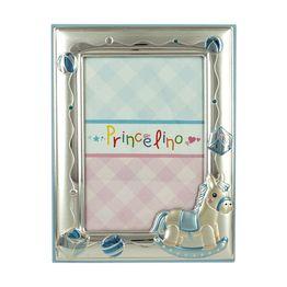 Princelino Παιδική Κορνίζα Για Αγόρι Από Ασήμι MA/140D-C