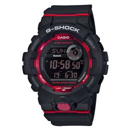 CASIO G-Shock Bluetooth Black Rubber GBD-800-1ER