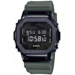 CASIO G-SHOCK Chronograph Khaki Rubber Strap GM-5600B-3ER