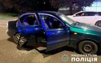 У Чернівцях обстріляли автомобіль з дітьми