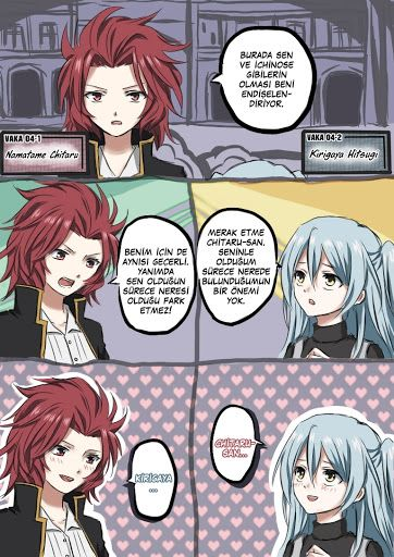 Akuma no Riddle - Things To Be Noted By Assassins (Doujinshi)