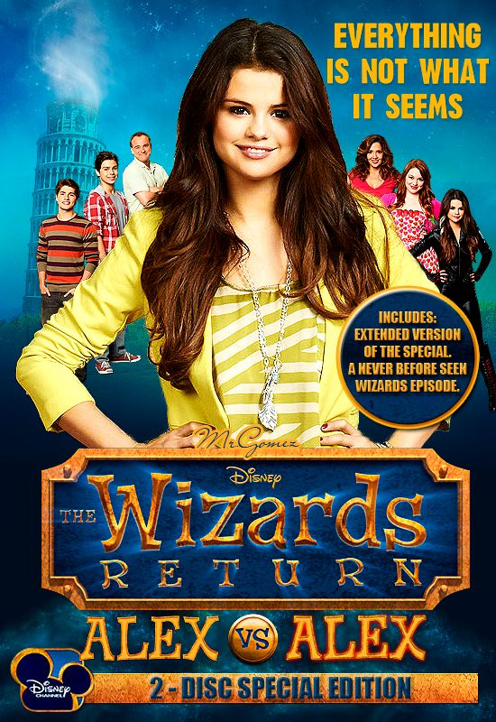 Wizards Of Waverly Place The Wizards Return Alex VS Alex 2013 SPECiAL MULTi 1080p HDTV AAC2 0 x264-BaDeVeL