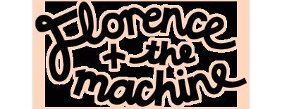 Florence and the Machine Logo / Music / Logonoid.com