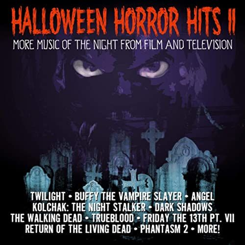 Halloween Horror Hits Volume Two: Classic Horror Themes From film And Television