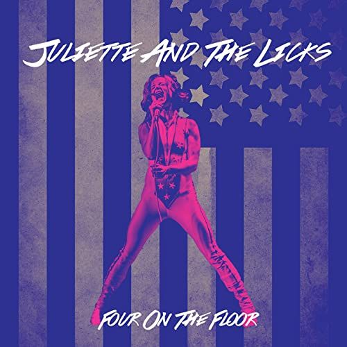 Four on the Floor [Explicit] by Juliette and the Licks on Amazon Music -  Amazon.com