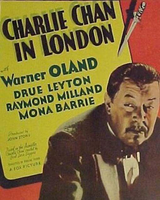 Charlie Chan in London - 1934 - DVDRip - x265 - VOSTENG
