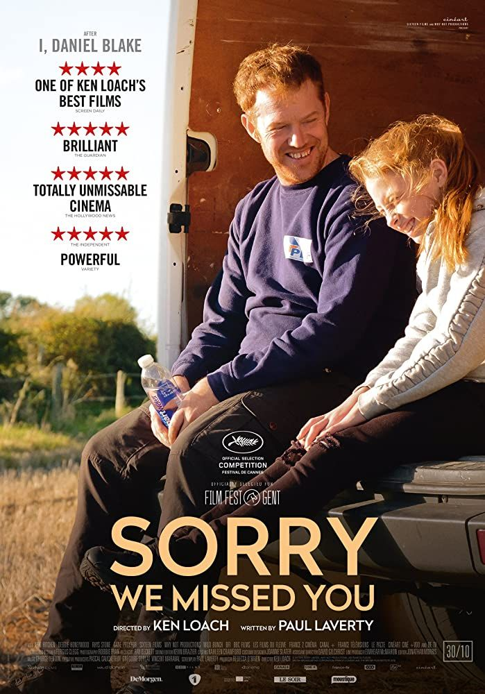 Sorry We Missed You 2019 MULTi VFF 1080p BluRay x264-ANONA