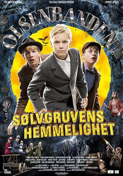 Le gang des Olsen: Le mystère de la mine d'argent 2007 (Enfants) FRENCH 1080p HDTV AVC/H264-Manneken-Pis