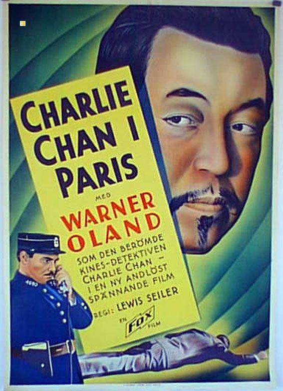 Charlie Chan in Paris - 1935 - DVDRip - x265 - VOSTENG