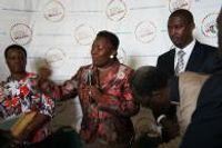 Uganda MPs advocate for better targeted malaria reduction efforts during UAM photo exhibition