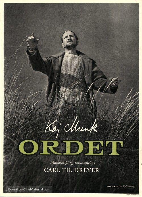 Ordet [Carl Theodor Dreyer] (1955) Vostfr BluRay 720p x264