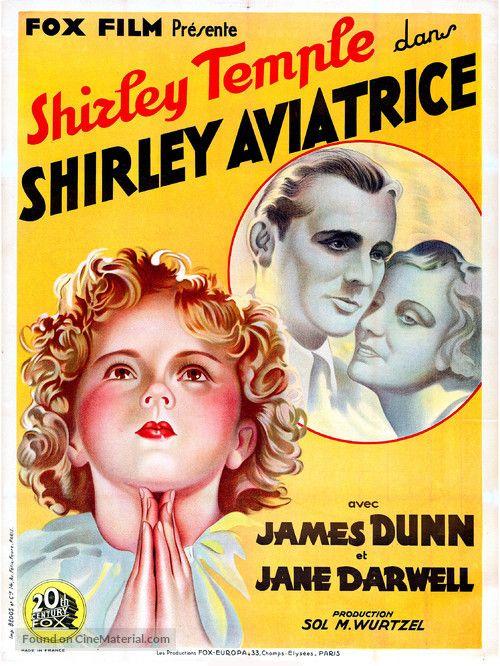 Bright Eyes 1934 480p DVDRip x264-iHD (Shirley, aviatrice - Film colorisé) - Shirley Temple