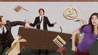 Enraged Joel Osteen Flips Over Tables Being Used To Give Bibles Away Instead Of Selling His Book