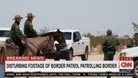 Border Patrol Agents Accused Of Patrolling Border