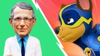 In New Paw Patrol Episode, Pups To Face Their Greatest Foe Yet: Dr. Fauci