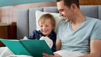 Calvinist Father Reads Son Heartwarming Bedtime Story 'Sinners In The Hands Of An Angry God'
