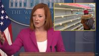 Psaki Points Out That Inflation Doesn't Matter Since There Are No Goods To Purchase Anyway