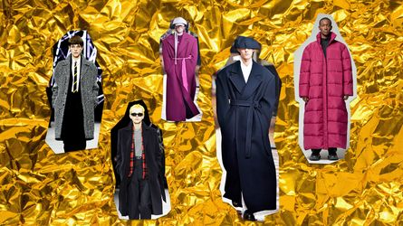 Welcome To the Golden Age of Coats